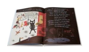 Aus Kleine Hausgeister von Sonia Goldie & Marc Boutavant, Copyright Kleine Gestalten 2014