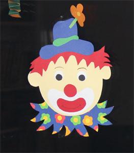 Alaaf und nat rlich auch helau geschichtenwolke kinderbuchblog - Clown basteln kindergarten ...