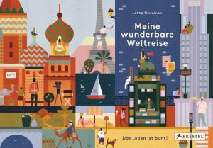 Meine wunderbare Weltreise von Lotta Nieminen