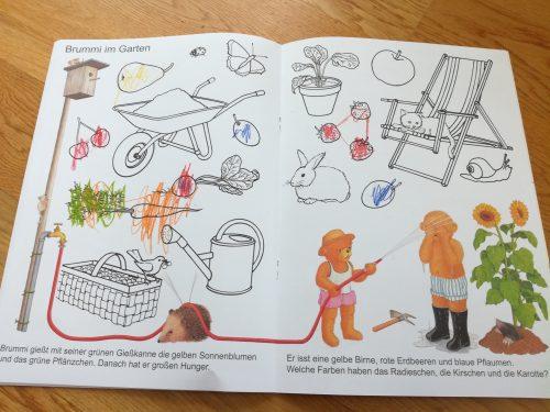 Malbücher | Geschichtenwolke - Kinderbuchblog